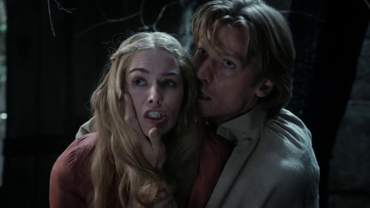 Game of thrones cersei sex scene